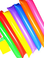 cherring ballon pour olympics euro monde tasse ventilateurs 10pcs / set (couleur aléatoire)