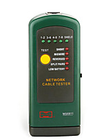 MASTECH MS6811 Green for Cable  Network Tester
