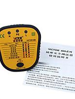 Victor 469 zwart voor socket tester