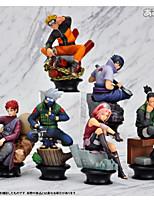Naruto Sasuke Uchiha PVC One Size Figures Anime Action Jouets modèle Doll Toy