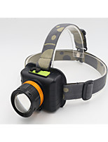 Bike Lights LED 3Mode 1200Lumens Waterproof/Rechargeable/ Zoomable Cree T6 USBCamping/Hiking/Caving/Everyday Use/Diving