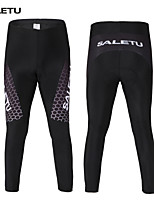 SALETU  Cycling Pants Spring Summer Ciclismo/cycling Mountian MTB Bike Gel Pad Pant Tights Trousers