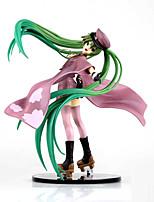 Figure Anime Azione Ispirato da Vocaloid Nigaito PVC CM Giocattoli di modello Bambola giocattolo