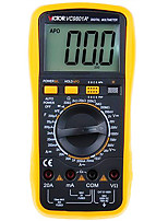 Victor VC9801A+ Yellow for Professinal Digital Multimeters