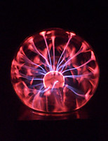 esfera bola de plasma de vidro mágica england 4 polegadas bola mágica eletrônica artesanato criativo ornamentos presente de aniversário