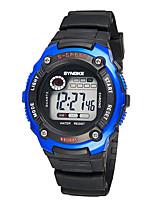orologio sportivo Unisex allarme / Cronometro / Nottilucente Quarzo giapponese Digitale braccialetto