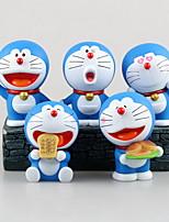 Autres Autres PVC 10cm Figures Anime Action Jouets modèle Doll Toy