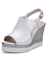 Women's Shoes  Wedge Heel Wedges / Peep Toe / Platform / Slingback Sandals Office & Career / Dress / Casual