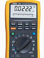 Victor vc189 amarilla para multímetros digitales professinal
