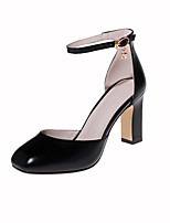 Women's Shoes Chunky Heel Square Toe Pumps Shoes More Colors available