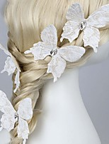 The Lace Butterfly Hairpin