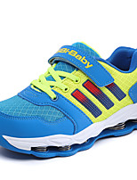 Boys' Shoes girl spring mesh shoes Outdoor / Athletic / Casual Fabric Fashion Sneakers Black / Blue / Pink