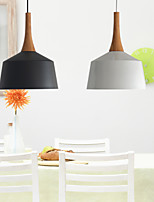 Max 60W Country Designers Metal Pendant Lights Dining Room / Kitchen / Kids Room