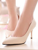 Women's Shoes  Stiletto Heel Heels Heels Office & Career / Dress Black / Beige