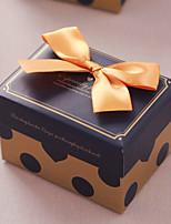 Geschenk Schachteln(Elfenbeinweiß / Rot / Schwarz,Kartonpapier) -Nicht personalisiert-Hochzeit / Jubliläum / Brautparty / Babyparty /