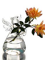 verre de style pastoral couleur blanche 1pc / set