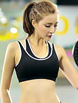 Women's Short Vest Elasticity / Soft  / Wicking Yoga / Pilates / Fitness / Running Bra