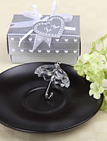 Crystal Effect Umbrella Baby Shower Favors BETER-SJ011