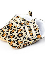 Baby Shoes Dress / Casual PU Flats Leopard