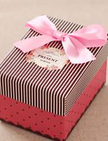 Geschenk Schachteln(Braun / Rosa / Blau,Kartonpapier) -Nicht personalisiert-Hochzeit / Jubliläum / Brautparty / Babyparty / Quinceañera &
