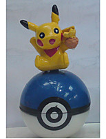 Pokemon Pikachu PVC 6cm Anime Action Figures Model Toys Doll Toy 1 Pc