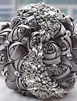Bouquets de Noiva Buquês Casamento Miçangas Renda 9.84