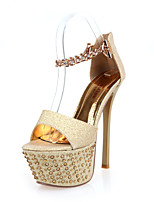 Women's Shoes Stiletto Heel Open Toe Sandals More Color Available