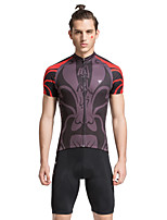 Tasdan Cycling Wear Men's Cycling Clothing Cycling Sets  Cycling Jerseys Short sleeve  + Cycling Shorts