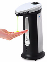 400ML Innovative Infrared Smart Sensor Touch Free Automatic Liquid Soap&Sanitizer Dispenser for Kitchen Bathroom Home