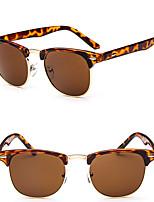 Fashion Women Trendy Browline UV400 Sunglasses