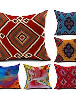 2016 New Arrival  Cotton/Linen Pillow Cover , Nature Modern/Contemporary  Pillow Linen Cushion991-996