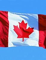 polyester drapeau canadien canada feuille d'érable bannière extérieure couverte