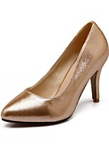 Women's Shoes Leatherette Stiletto Heel Heels Heels Office & Career / Party & Evening / Dress