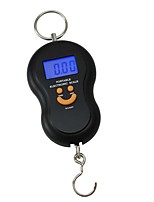 40KG/10g LED Mini Digital Electronic Hook Scale Luggage Hanging Weighting Scale
