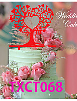 Cake Toppers Love Tree 2 Colors
