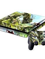 PS4-B-Skin-PS4-Novedad-PVC-USB-Bolsos, Cajas y Cobertores-