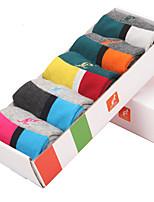 L'ALPINA® Men's Solid Color Medium 5/box Socks-31145