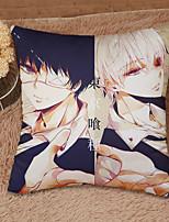 Tokyo Ghoul Cotton / Satin Cushion Pillowcase+Pillow Core