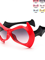 Set of 20 PCS Kid's 100% 400UV Creative Sunglass for Casual(Mix Color)