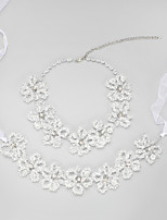 Women's / Children's Alloy Jewelry Set Crystal
