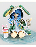 Date A Live Yoshino PVC 15cm Anime Action Figures Model Toys Doll Toy 1PC