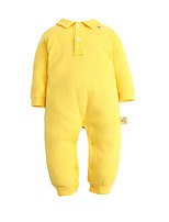 Girl's Overall & Jumpsuit,Cotton Winter Yellow