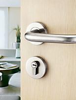 Dorlink® Classic Stainless Steel Silver Keyed Entry Door Lock