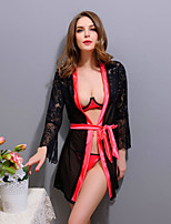 Women Western Style Sexy Suits Nightwear,Nylon / Polyester