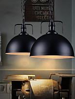 MAX   60W Rustique Style mini Peintures Métal Lampe suspendueSalle de séjour / Salle à manger / Bureau/Bureau de maison / Salle de jeux /