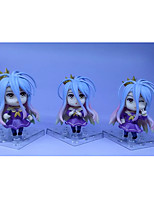 No Game No Life PVC 10cm Anime Action Figures Model Toys Doll Toy 1 Set