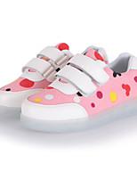 ragazzi 'scarpe ha portato all'aperto / atletica / casuali scarpe da ginnastica di moda in similpelle blu / rosa / grigio
