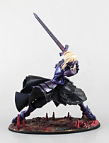 Fate/stay night PVC One Size Anime Action Figures Model Toys Doll Toy 1pc 23cm