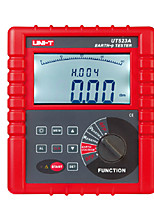 UNI-T UT523A Red for Ground Resistance Tester