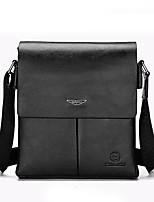 VENETA Men PU Messenger Shoulder Bag / Satchel-Brown / Black